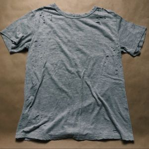Distressed T-Shirt from Pacsun